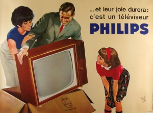 Be the first on your block to own a Philips TV!