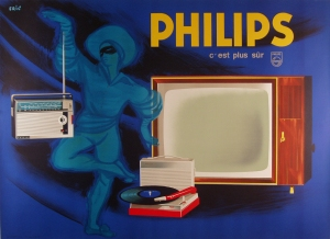 The Philips genie makes new technology magic!