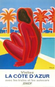 La Cote D'Azur 1968