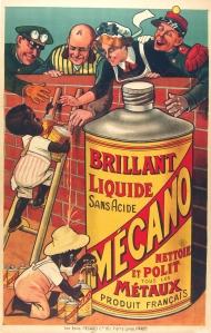 Brilliant Mecano circa 1895