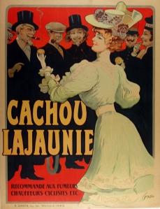 Cachou Lajaunie by Tamagno