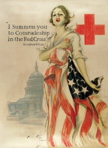 I summon You in Comradeship in the Red Cross