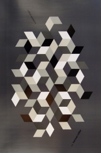 A photograph of Herman Miller Office Systems Poster