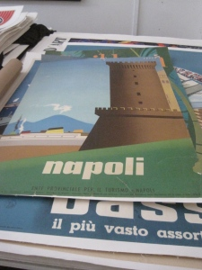 Original Italian Travel Poster