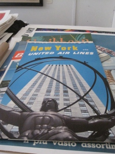 Original Vintage Poster, New York