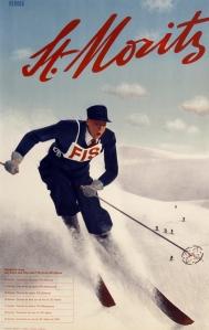 Walter Herdeg's St Moritz