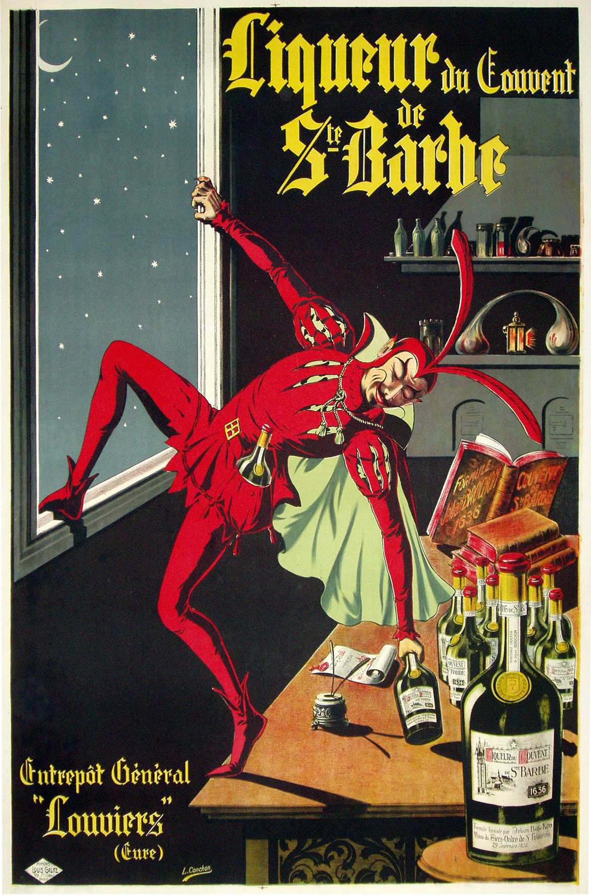French Poster | Vintage European Posters | Page 3