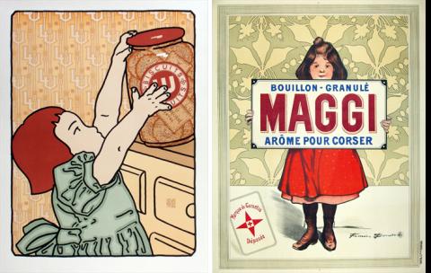 goines, bouisset, vintage european posters, original posters