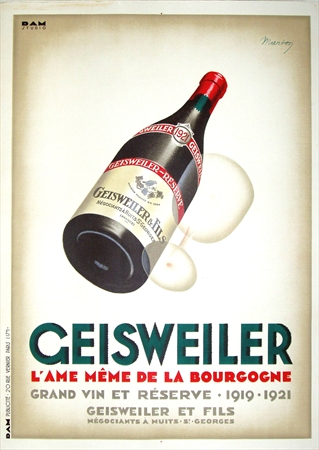 original vintage poster