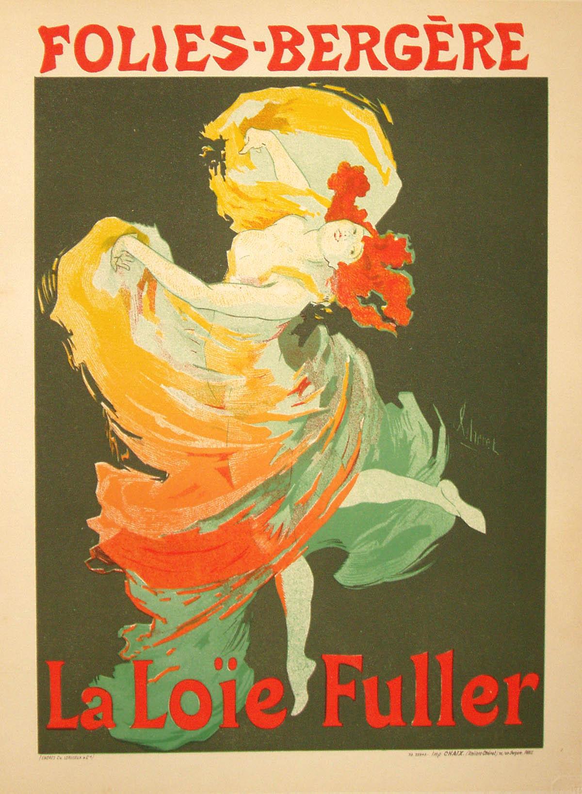 Vintage Posters For The Bungalow Maitres De LAffiche P1