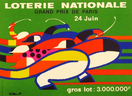 loterie nationale grand prix de paris