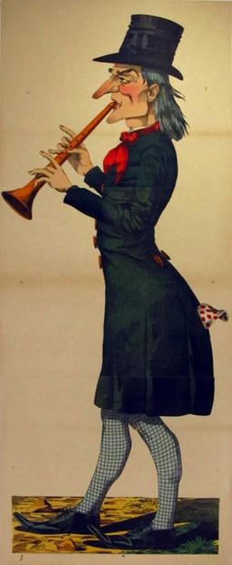 Wissemborg Clarinet Player