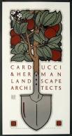 Carducci and Herman Original Poster David Lance Goines Vintage Poster
