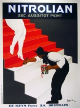 Nitrolian Leonetto Cappiello Original poster products