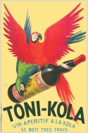 Toni Kola Original poster aperitif Robys