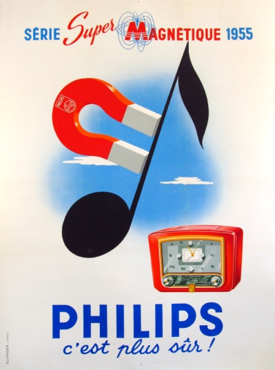 Philips Super Magnetique