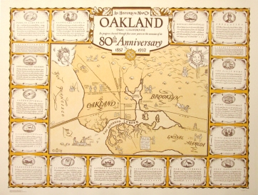 Oakland 80th Anniversary