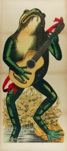 carnival-frog